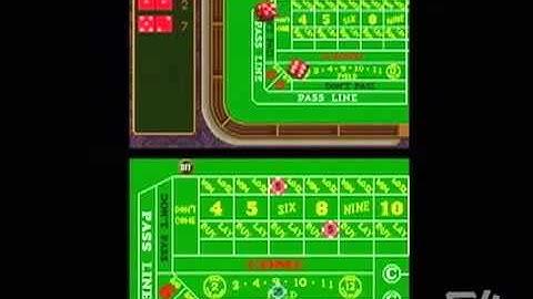 Sega Casino DS