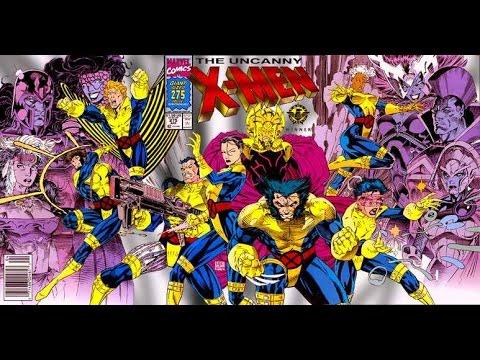 7 Curiosidades sobre os X Men #1º Video