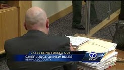 Judge sees more cases after Supreme Court rule change