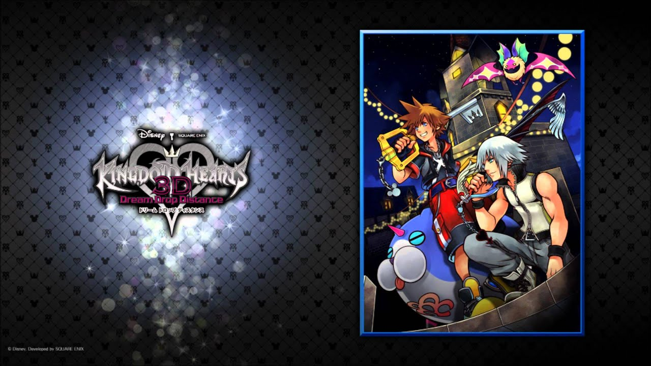 Le Sanctuaire HD Disc 1 - 11 - Kingdom Hearts 3D Dream Drop Distance OST