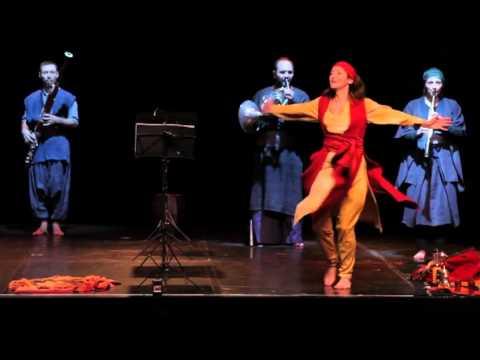 Caravane Gazelle - Artecombo / Martigny / Prieur / Calmel - Théâtre de Ménilmontant - version 4'