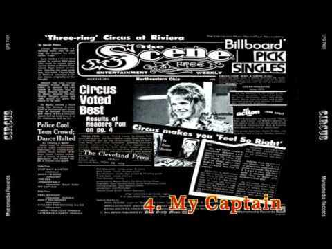 Circus (Ohio, USA) - Circus (1973) [Full Album] [HD]