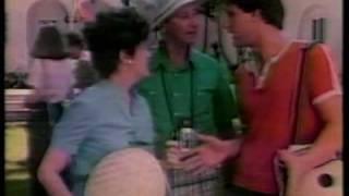 Jeff Daniels 1982 US Pepto Bismol commercial/advert