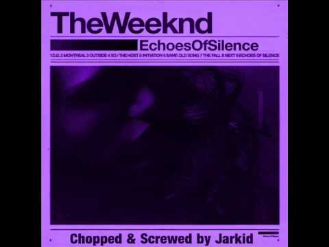 The Weeknd - Same Old Song (Chopped & Screwed by Jarkid)