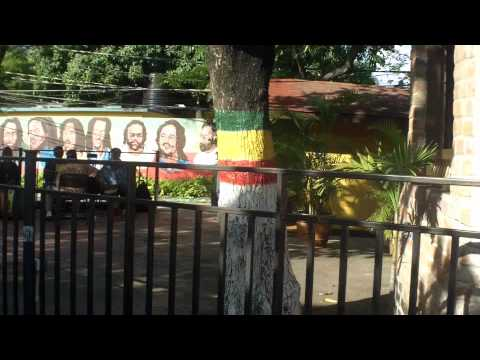Rocco's Vlog: Bob Marley Museum in Kingston, Jamaica