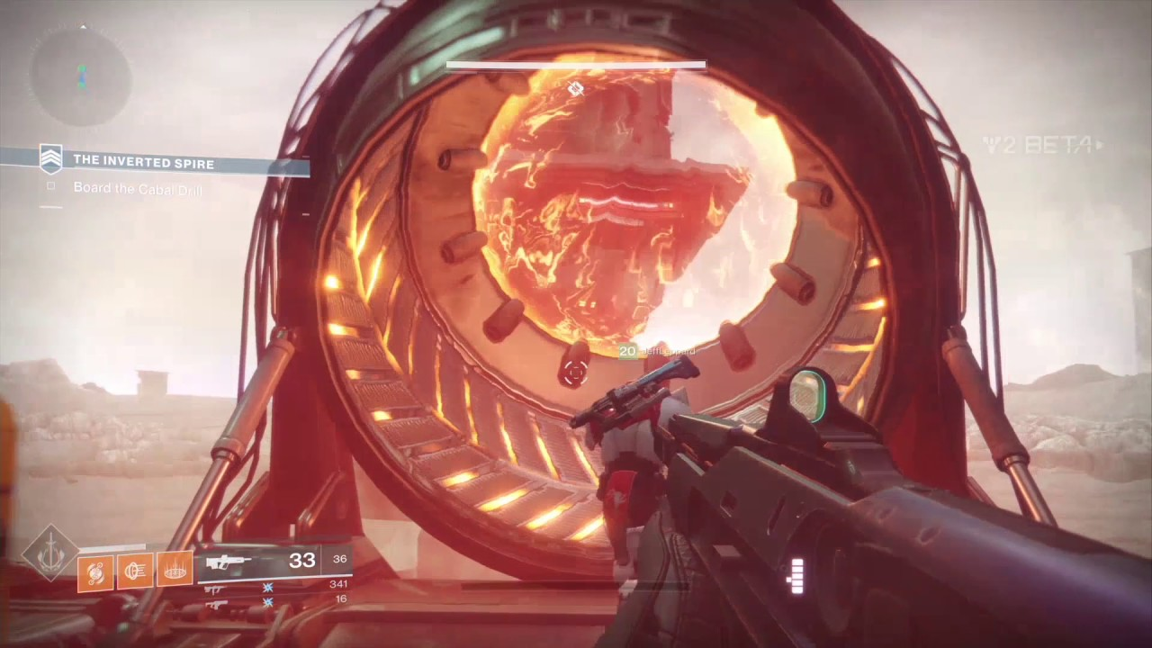 Destiny 2: how to blast though The Inverted Spire Strike - VG247