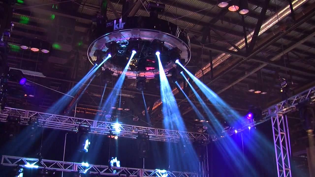 LDI2011 - Parasol Systems KLR