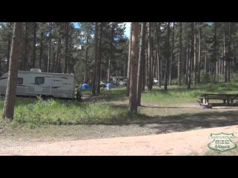 CampgroundViews.com - Pactola Campground Rapid City South Dakota SD Forest Service