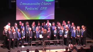 Community Choirs Festival 2018  Cheltenham Singing Groups