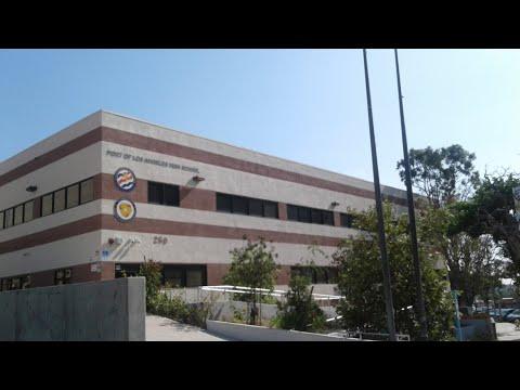 Port Of Los Angeles High School Sports iMovie Promo Video 2020 Version (Adrenaline)
