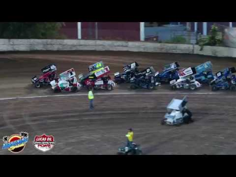 California Lightning Sprints at Ventura Raceway 6/1/19 Feature Highlights