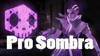 [STEALTH] Codey Sombra Best Sombra on Hanamura Overwatch Pro Gameplay