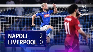 Napoli vs Liverpool (2-0) | UEFA Champions League Highlights