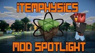 ItemPhysics- Minecraft Mod Monday Spotlight