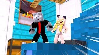 WIR sind 24 STUNDEN LANG GESCHRUMPFT?! - Minecraft [Deutsch/HD]