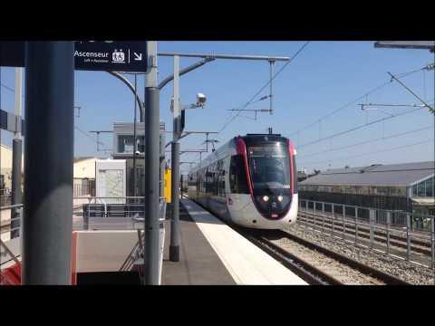 Pierrefitte-Stains et Villetaneuse-Université / T11 Express [Tramway d'Ile de France]