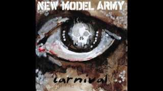Watch New Model Army Bluebeat video