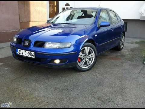 seat leon 1 9 tdi 110 hp 2001 insido youtube. Black Bedroom Furniture Sets. Home Design Ideas