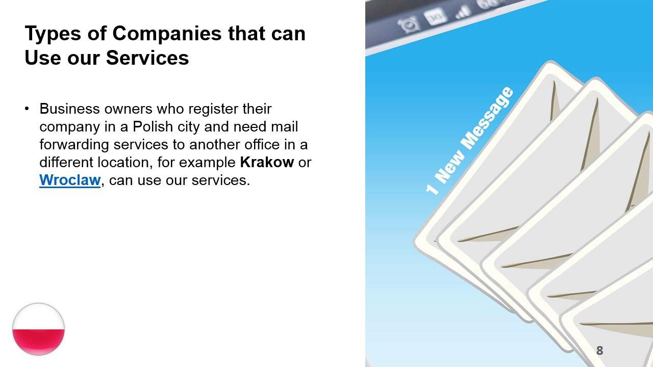 Mail Forwarding Services in Poland