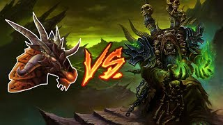 Who Would Win in Hearthstone? A Horse or the Most Powerful Warlock?