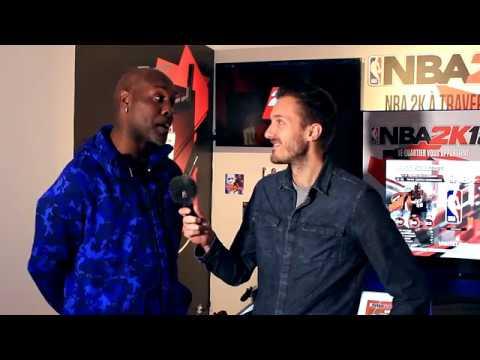 NBA Crossover : Blhite rencontre Gary Payton!