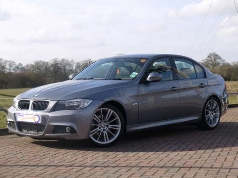 2010 bmw 320d m sport business edition saloon 177 for sale in hampshire youtube. Black Bedroom Furniture Sets. Home Design Ideas