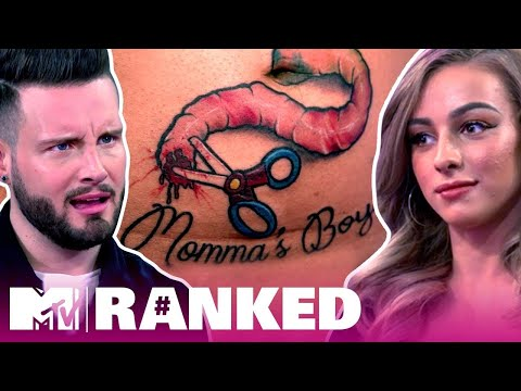 7 Questionable Tattoos People Actually Liked?!?!! | Ranked: How Far Is Tattoo Far?