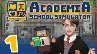Academia: School Simulator - 1 - WartsHog
