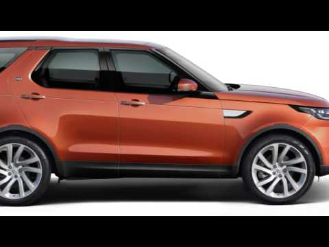 All-New Land Rover Discovery 17MY - Diesel Exhaust Fluid (DEF)