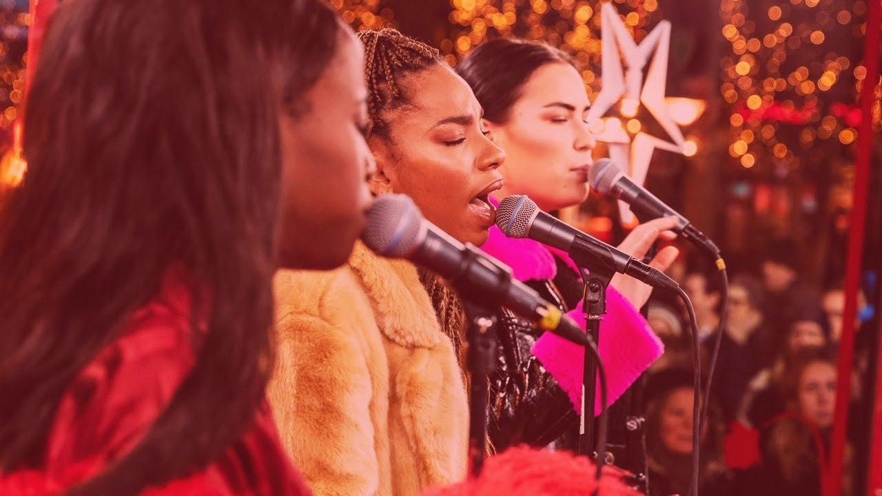 Har ar alla artister i musikhjalpen 2018