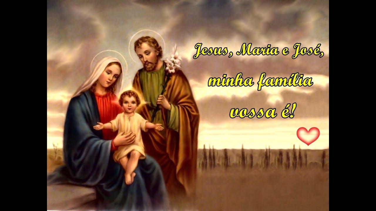 TERÇO DA SAGRADA FAMÍLIA - YouTube