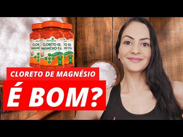 CLORETO DE MAGNÉSIO P.A.: O que acontece se você usar todos os dias?