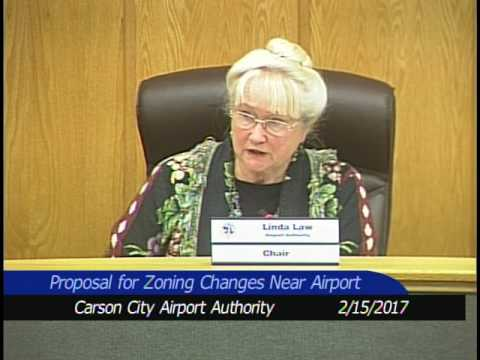 Airport Authority Meeting 2/15/2017