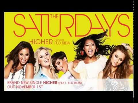 The Saturdays ft. Flo Rida - Higher official video