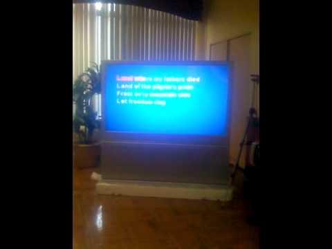 Imani Chapter Karaoke