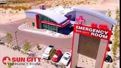 Sun City Emergency Room | El Paso TX 24 Hour ER