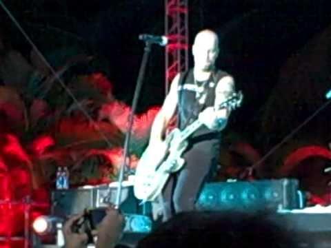 "Daughtry ""September"" Live Honolulu Hawaii (Kakaako Waterfront Park)"