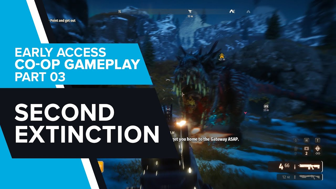 Second Extinction Early Access Co-op Gameplay - Part 03