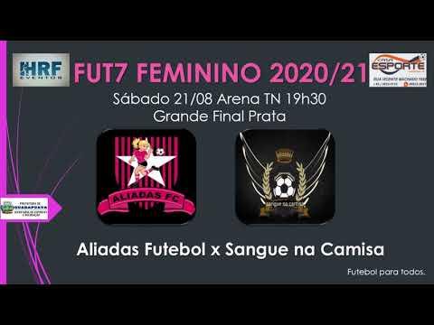 Finais do Fut7 Feminino - Guarapuava