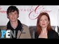 Eddie Redmayne Looks Back On 'Intense' Incest & Murder Movie With Julianne Moore   PEN   People