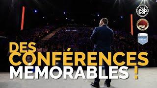 INSPIRER, MOTIVER, DYNAMISER, CE QU'ON ATTEND D'UN CONFÉRENCIER PROFESSIONNEL EN 1 MINUTE