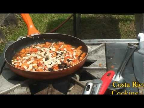Rancho Margot and Costa Rica Cooking
