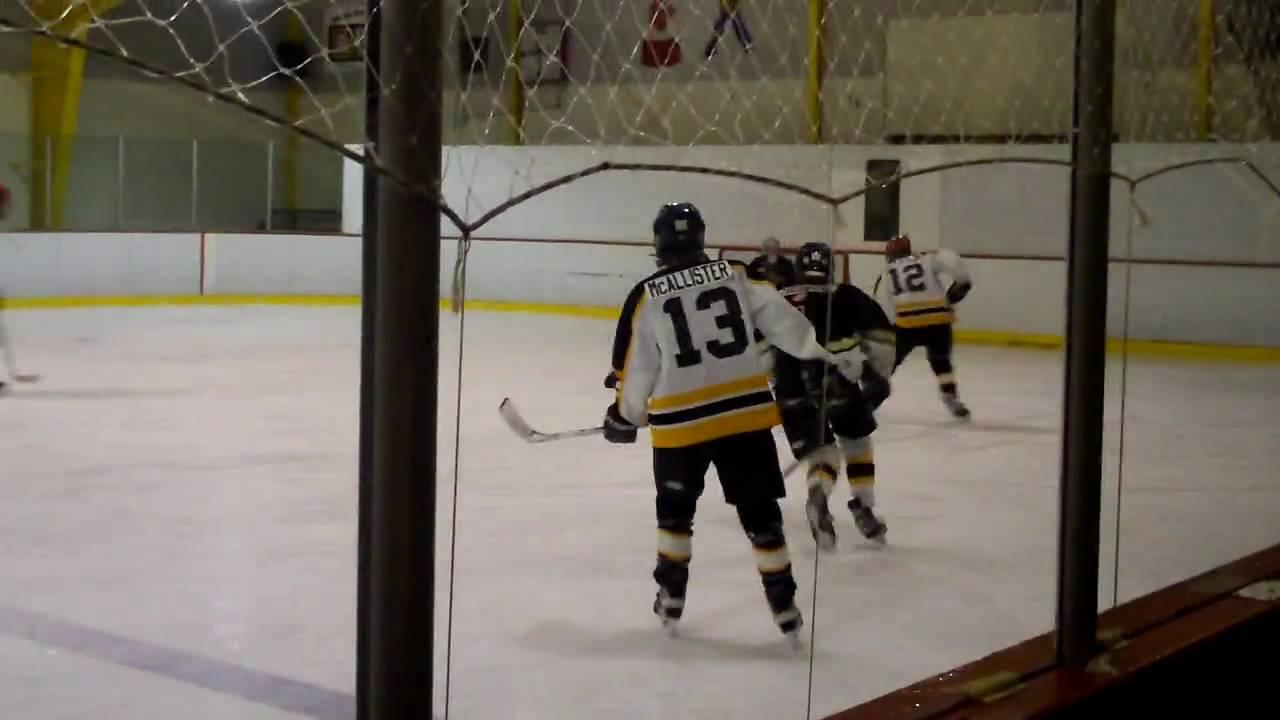 Aa hockey in john midget nb saint tournament — photo 2