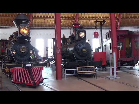 Baltimore And Ohio Railroad Museum Plus Real Trains