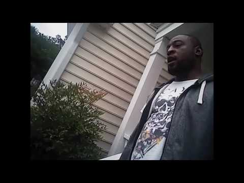 Greensboro NC   officer attacks man   sitting on your own porch
