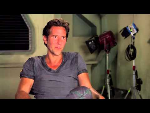 Henry Ian Cusick discusses Kane's decision