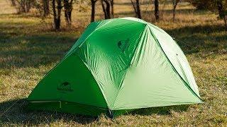 Naturehike Star River 2 обзор палатки