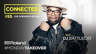 #IZCONNECTED 65   Guest: DJ Battlecat   Grind Opps 481-490