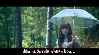 Chiếc ô ngăn đôi - Lan Trinh - MV HD [Lyrics on Screen]