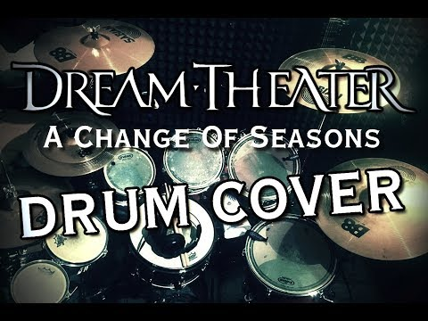 Dream Theater - A Change Of Seasons (Drum Cover)